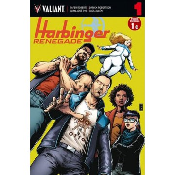 HARBINGER RENEGADE 01