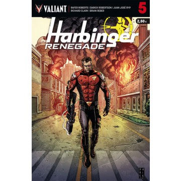 HARBINGER RENEGADE 05