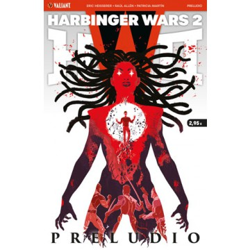 HARBINGER WARS II: PRELUDIO