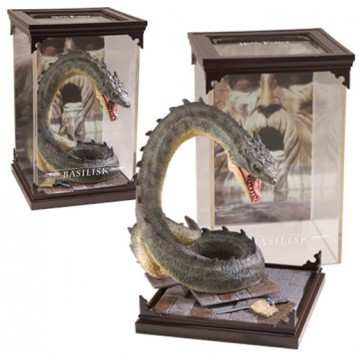 FIGURA BASILISCO (HARRY POTTER) - COLECCION CRIATURAS MAGICAS