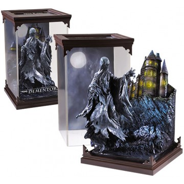FIGURA DEMENTOR (HARRY POTTER) - COLECCION CRIATURAS MAGICAS