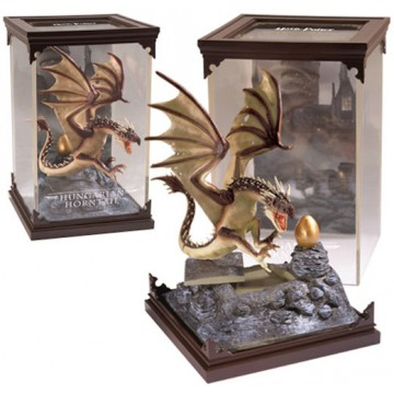 FIGURA DRAGON COLACUERNO HUNGARO (HARRY POTTER) - COLECCION CRIATURAS MAGICAS