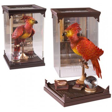FIGURA FAWKES EL FENIX (HARRY POTTER) - COLECCION CRIATURAS MAGICAS