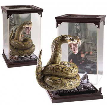FIGURA NAGINI (HARRY POTTER) - COLECCION CRIATURAS MAGICAS