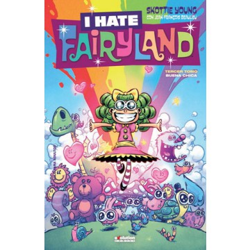 I HATE FAIRYLAND 03: BUENA CHICA