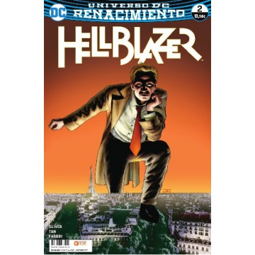 THE HELLBLAZER 02 (Renacimiento)