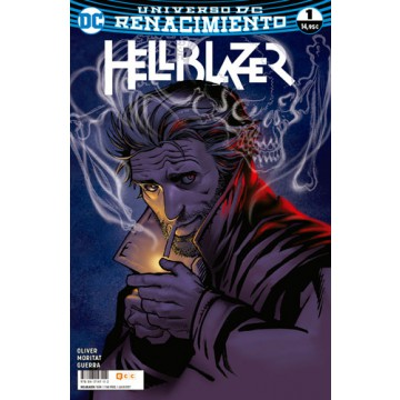 THE HELLBLAZER 01 (Renacimiento)