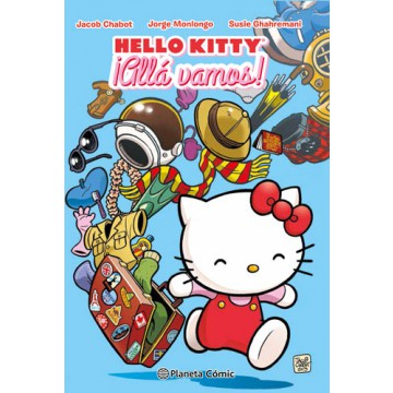 HELLO KITTY: ¡ALLÁ VAMOS!