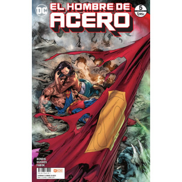 EL HOMBRE DE ACERO 05 (de 6)