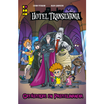 HOTEL TRANSILVANIA: CATÁSTROFE EN PASTELILANDIA (Kodomo)