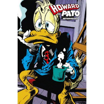 HOWARD EL PATO 02. METAMORFOSIS (MARVEL LIMITED EDITION)