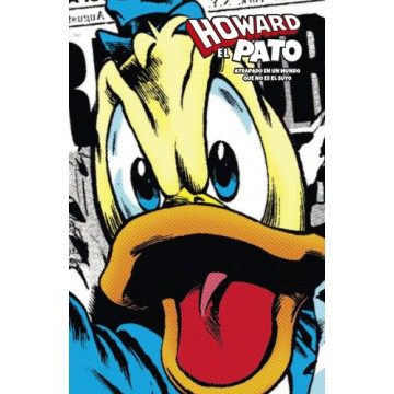 HOWARD EL PATO 01: ATRAPADO EN UN MUNDO QUE NO ES EL SUYO (MARVEL LIMITED EDITION)