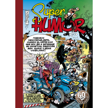 SUPER HUMOR MORTADELO 06