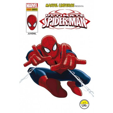MARVEL UNIVERSE PRESENTA 01: ULTIMATE SPIDERMAN