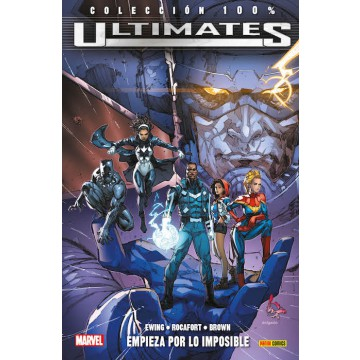 ULTIMATES 01: EMPIEZA POR LO IMPOSIBLE