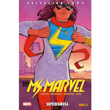 MS. MARVEL 04: SUPERFAMOSA