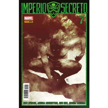 IMPERIO SECRETO 07 (PORTADA ALTERNATIVA)