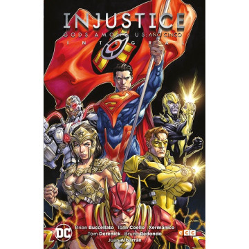 INJUSTICE AÑO CINCO (INTEGRAL)