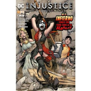 INJUSTICE: GODS AMONG US 47