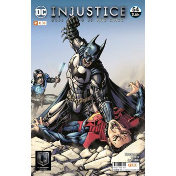 INJUSTICE: GODS AMONG US 54