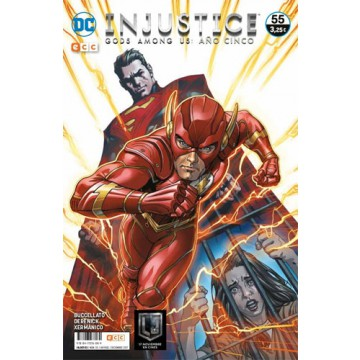 INJUSTICE: GODS AMONG US 55
