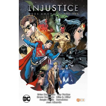INJUSTICE AÑO TRES Vol. 02 (de 2)