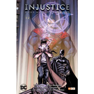 INJUSTICE AÑO TRES Vol. 01 (de 2)