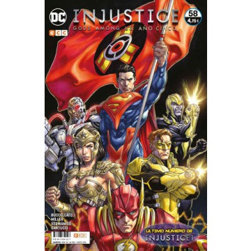 INJUSTICE: GODS AMONG US 58