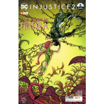 INJUSTICE 2 Nº 06 (INJUSTICE: GODS AMONG US 64)