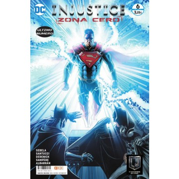 INJUSTICE: ZONA CERO  06 (de 6)