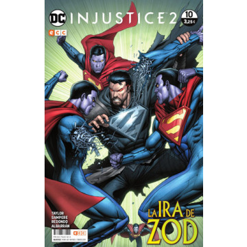 INJUSTICE 2 Nº 10 (INJUSTICE: GODS AMONG US 68)