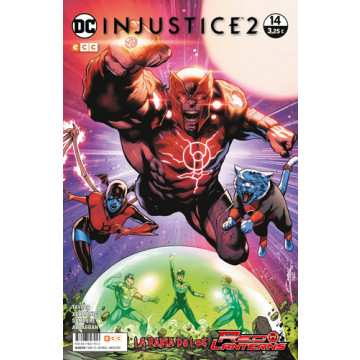 INJUSTICE 2 Nº 14 (INJUSTICE: GODS AMONG US 72)