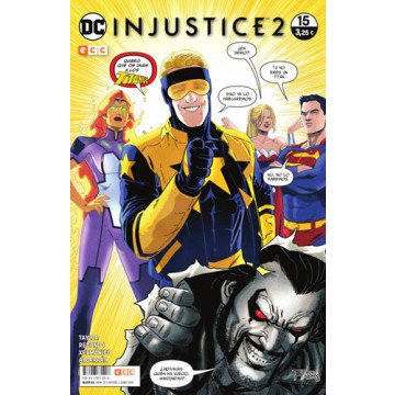 INJUSTICE 2 Nº 15 (INJUSTICE: GODS AMONG US 73)