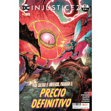 INJUSTICE 2 Nº 17 (INJUSTICE: GODS AMONG US 75)