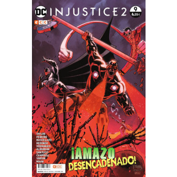 INJUSTICE 2 Nº 09 (INJUSTICE: GODS AMONG US 67)