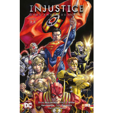 INJUSTICE: GODS AMONG US AÑO CINCO VOL. 03 (DE 3)