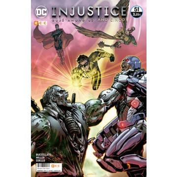 INJUSTICE: GODS AMONG US 51