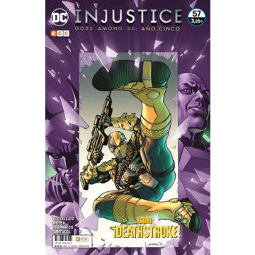 INJUSTICE: GODS AMONG US 57