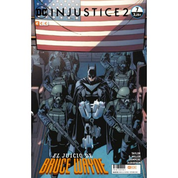 INJUSTICE 2 Nº 07 (INJUSTICE: GODS AMONG US 65)
