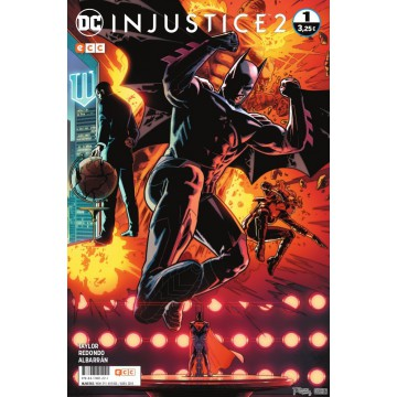 INJUSTICE 2 Nº 01 (INJUSTICE: GODS AMONG US 59)