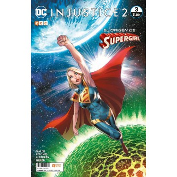 INJUSTICE 2 Nº 03 (INJUSTICE: GODS AMONG US 61)
