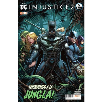 INJUSTICE 2 Nº 05 (INJUSTICE: GODS AMONG US 63)