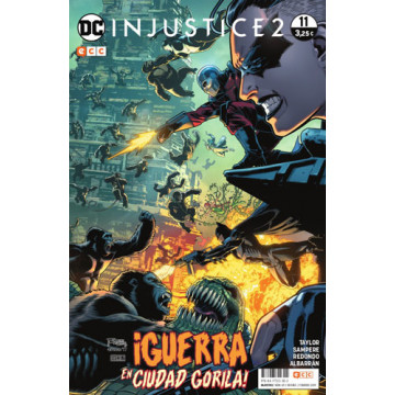 INJUSTICE 2 Nº 11 (INJUSTICE: GODS AMONG US 69)