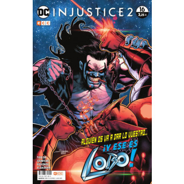 INJUSTICE 2 Nº 16 (INJUSTICE: GODS AMONG US 74)