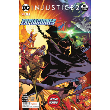 INJUSTICE 2 Nº 18 (INJUSTICE: GODS AMONG US 76) (Último número)