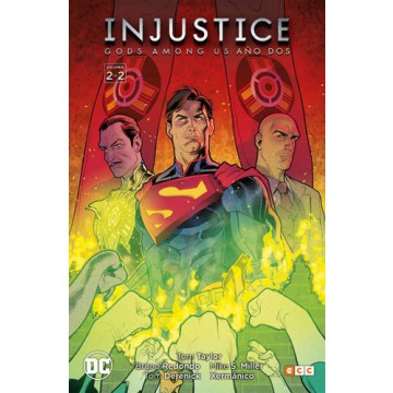 INJUSTICE AÑO DOS Vol. 02 (de 2)