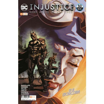 INJUSTICE: GODS AMONG US 50