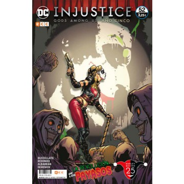 INJUSTICE: GODS AMONG US 52