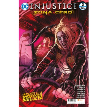 INJUSTICE: ZONA CERO  03 (de 6)