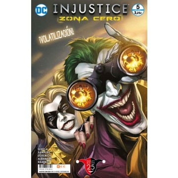 INJUSTICE: ZONA CERO  05 (de 6)